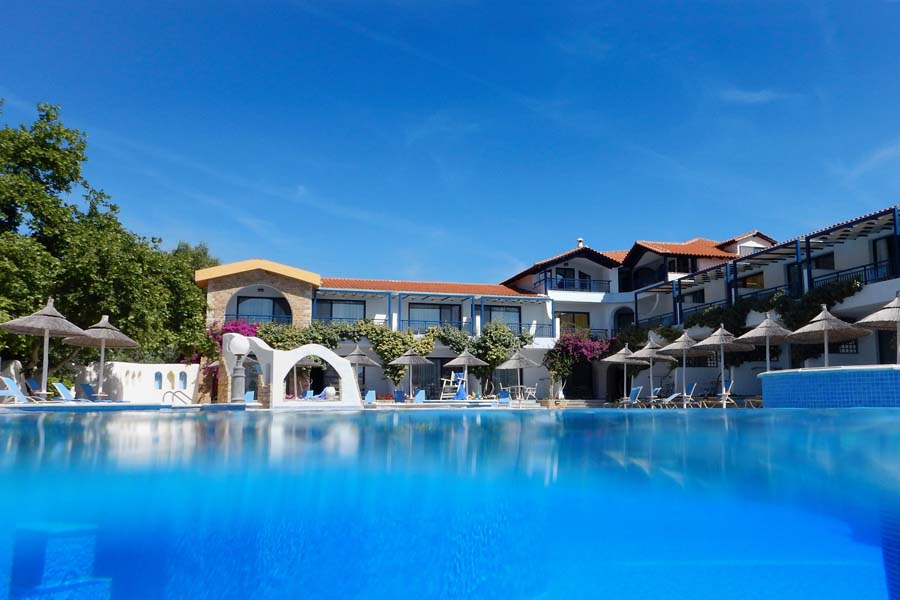 Luxury Hotel: ATHENA PALLAS VILLAGE