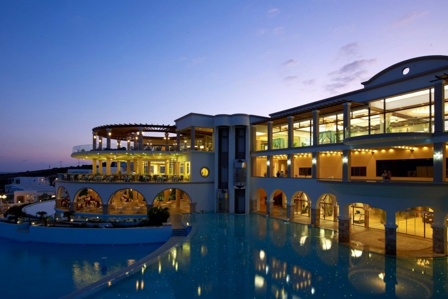 Luxury Hotel: ATRIUM PRESTIGE THALASSO SPA RESORT & VILLAS