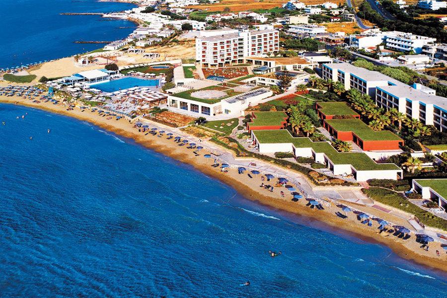 Luxury Hotel: ARINA BEACH RESORT