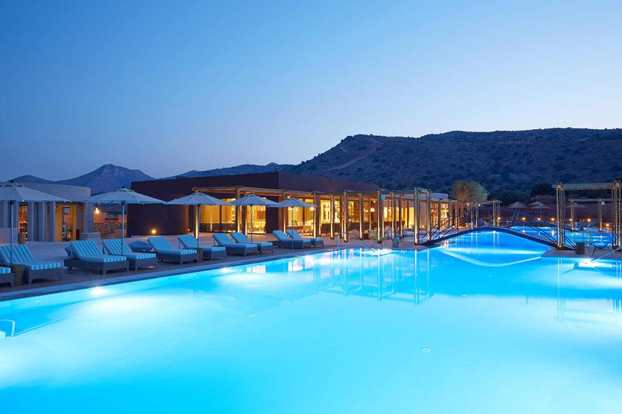 Luxury Hotel: DOMES OF ELOUNDA
