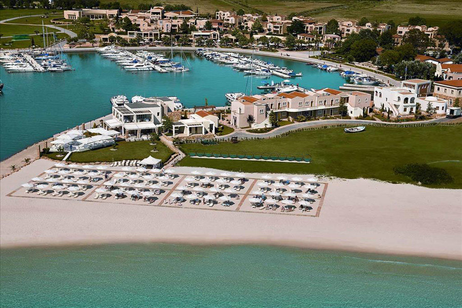 Luxury Hotel: Porto Sani Village