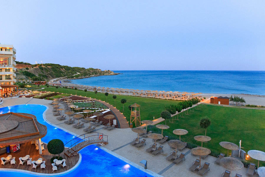 Luxury Hotel: ELYSIUM RESORT & SPA RHODES