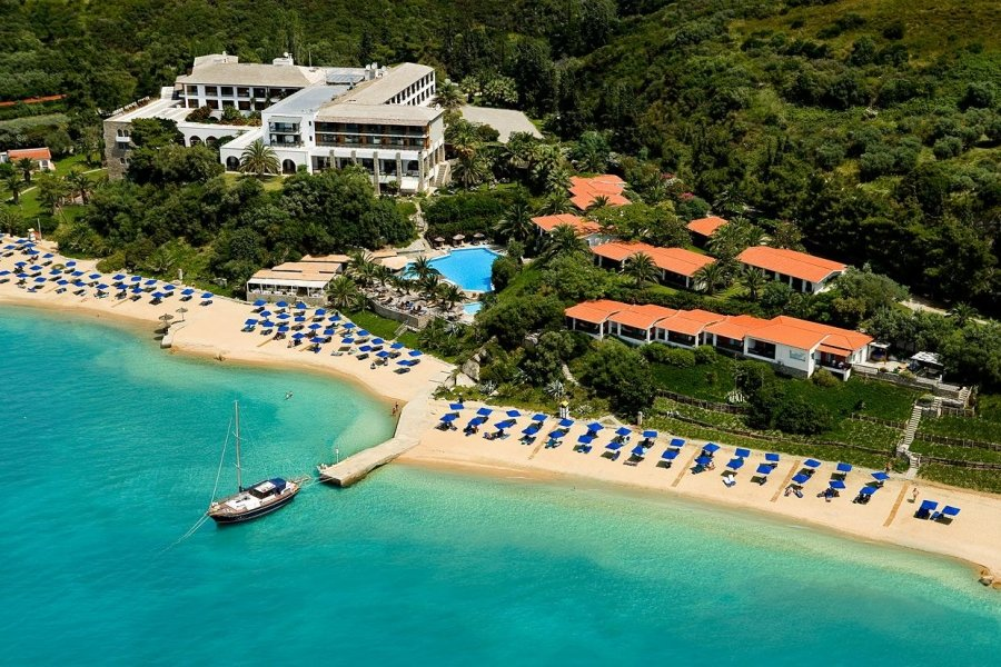 Luxury Hotel: EAGLES PALACE HOTEL HALKIDIKI