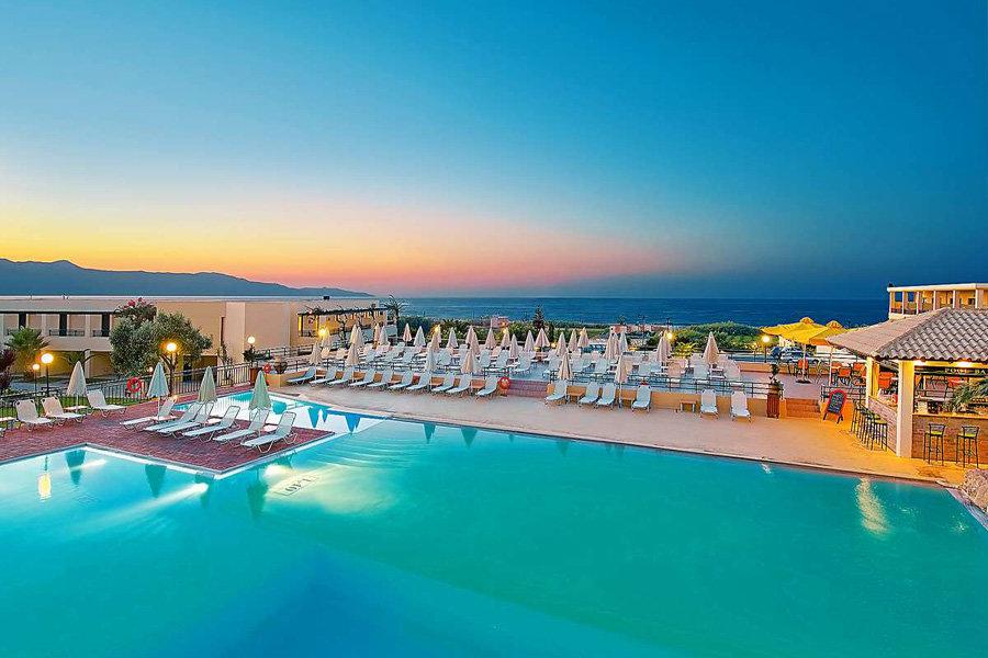 Luxury Hotel: Solimar Aquamarine