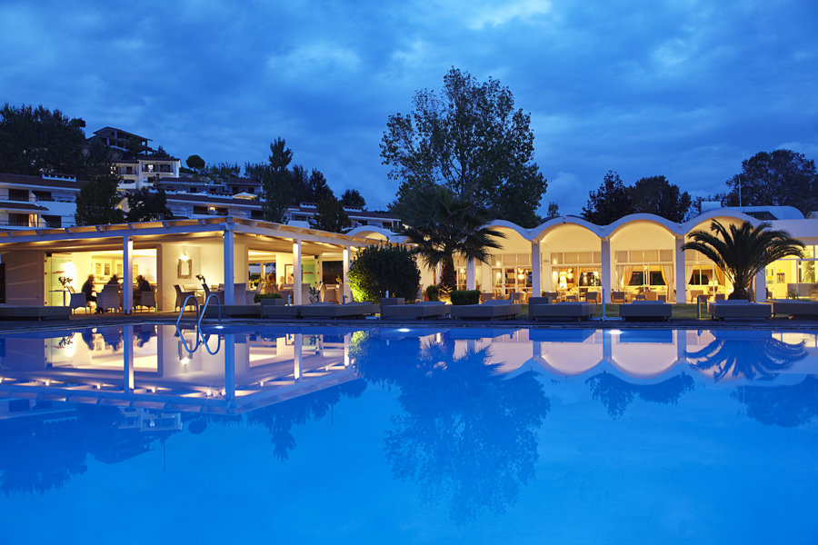Luxury Hotel: SKIATHOS PRINCESS HOTEL