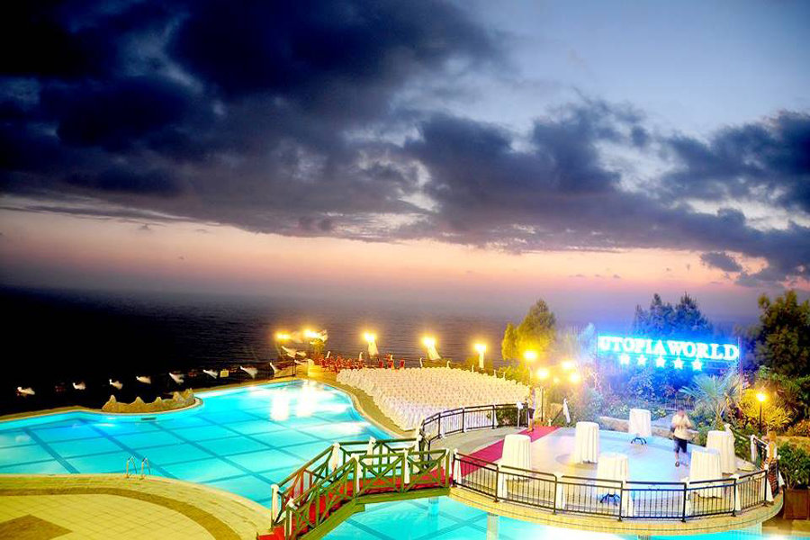 Luxury Hotel: Utopia World Hotel