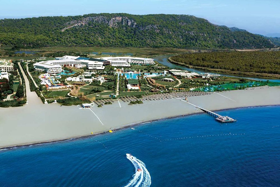 Luxury Hotel: HILTON DALAMAN RESORT & SPA