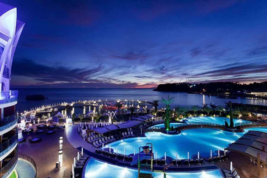 Hotel Resort Alanya  Sterne