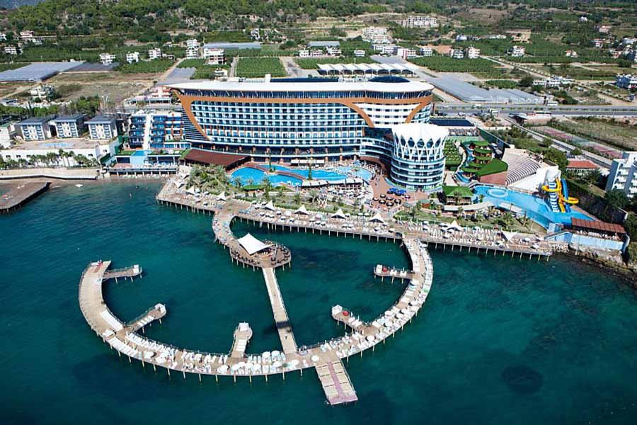 Granada Luxury Resort Spa Hotel