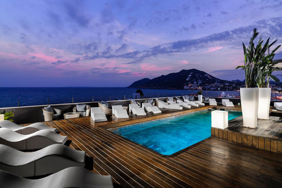 Luxury Hotel: Aguas De Ibiza