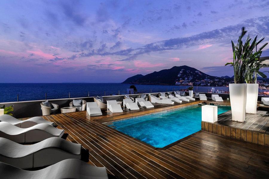 Luxury Hotel: Aguas De Ibiza