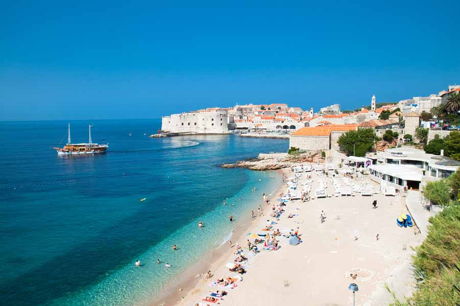 Croatia Beach Hotel The Best Beaches In World