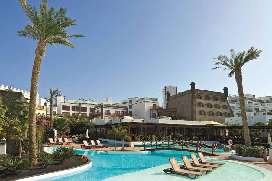 Luxury Hotel: Gran Castillo Tagoro Family & Fun Playa Blanca