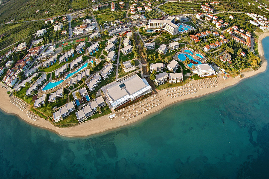 Luxury Hotel: Ikos Olivia