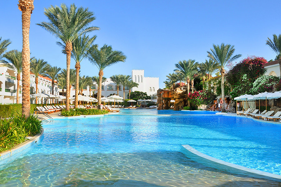 Luxury Hotel: BARON PALMS RESORT