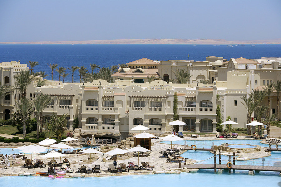 Luxury Hotel: RIXOS SHARM EL SHEIKH