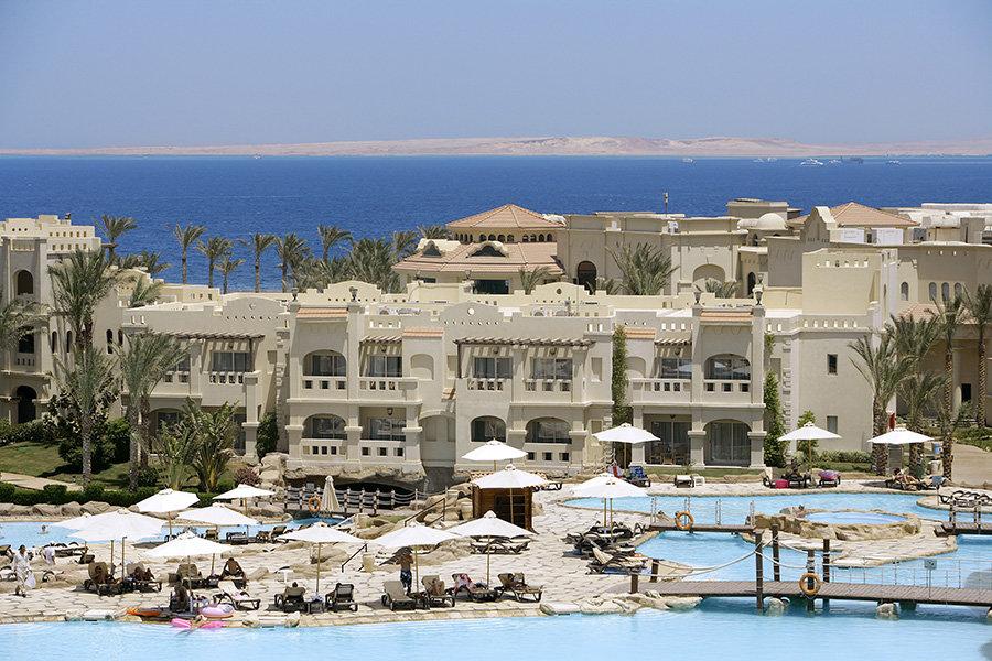 Luxury Hotel: RIXOS SHARM EL SHEIKH & PREMIUM SEAGATE