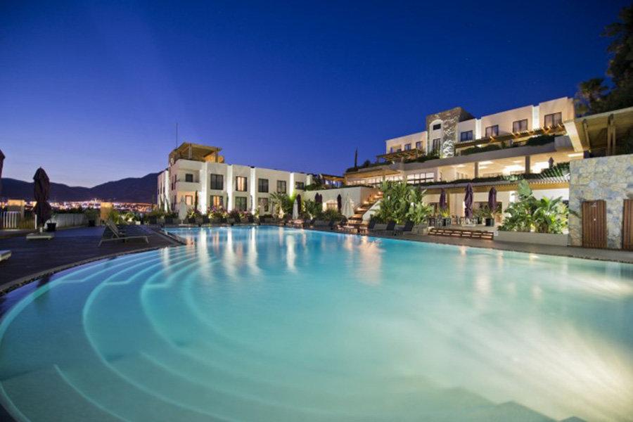 Luxury Hotel: RAMADA RESORT BY WYNDHAM BODRUM