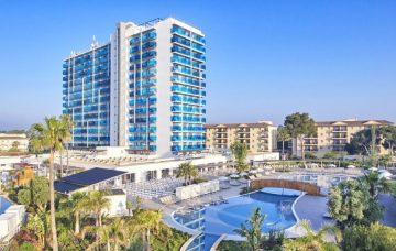 Luxury Hotel: TONGA TOWER DESIGN HOTEL & SUITES