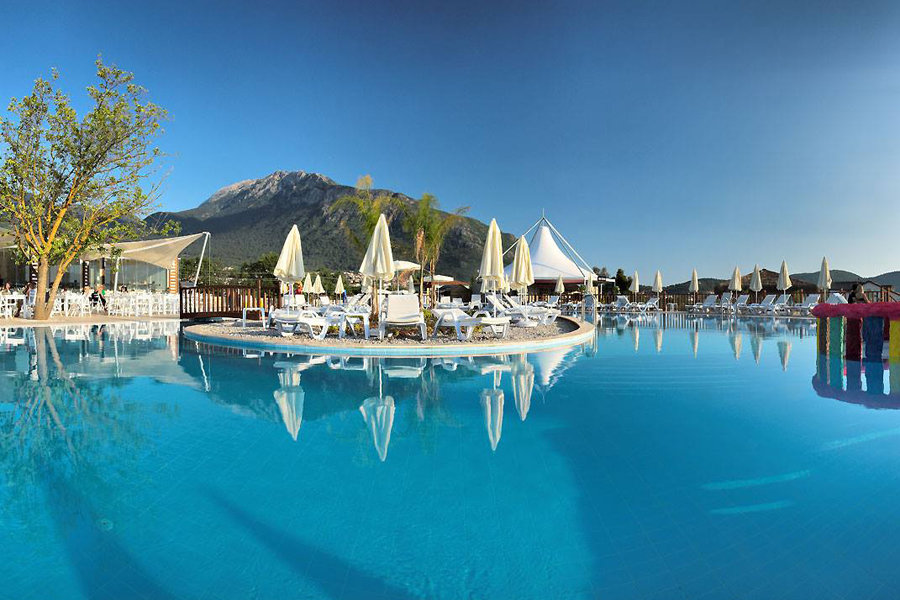 Luxury Hotel: SAHRA SU HOLIDAY VILLAGE & SPA