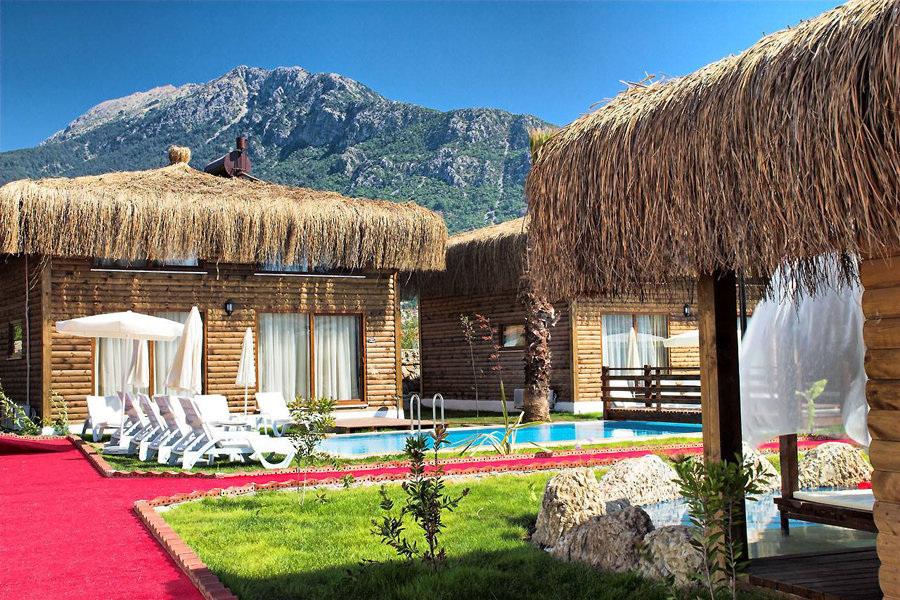 Sahra Su Holiday Village Spa Luxury Hotels And Holidays