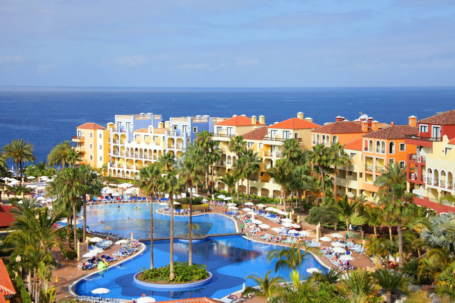 Luxury Hotel: SUNLIGHT BAHIA PRINCIPE COSTA ADEJE