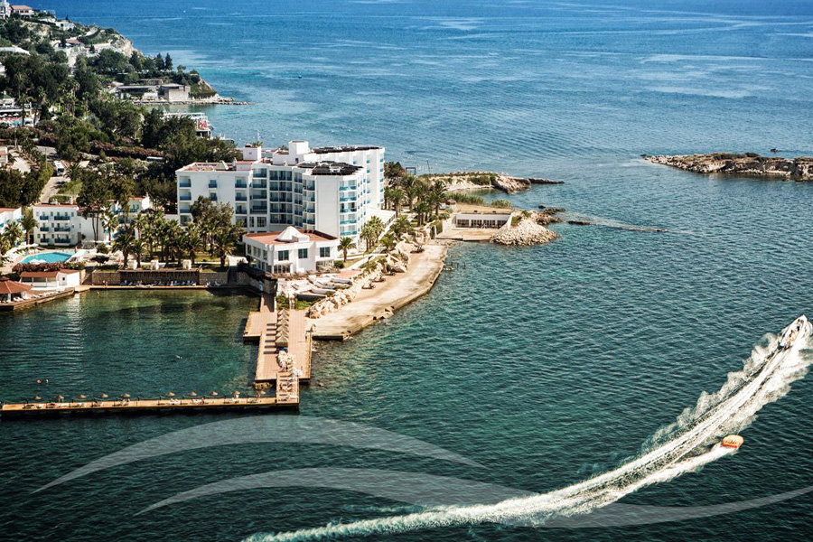 Luxury Hotel: Le Bleu Hotel & Resort