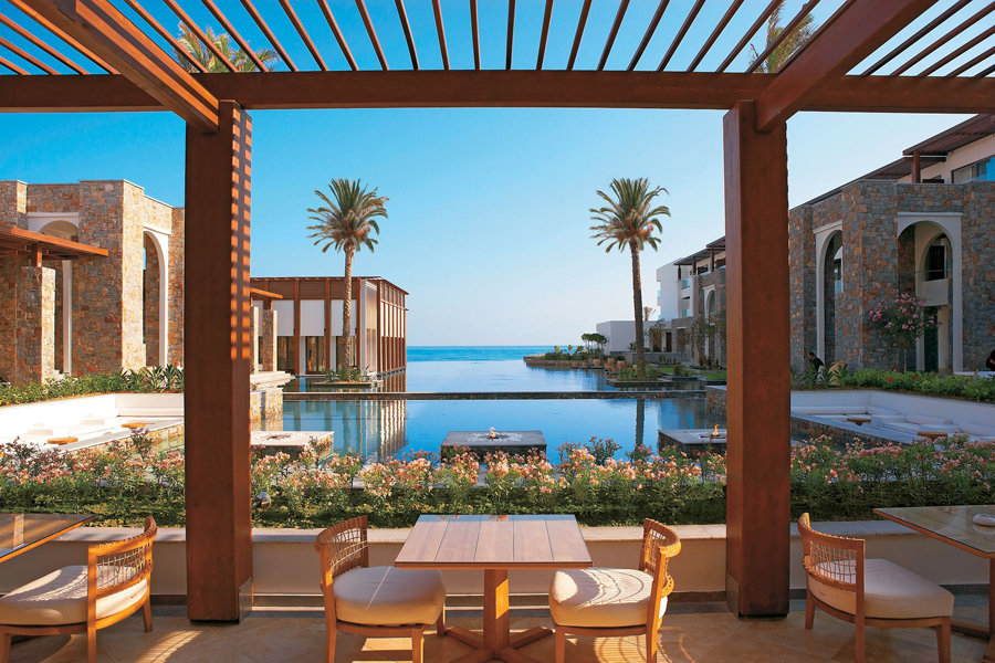 Luxury Hotel: AMIRANDES GRECOTEL EXCLUSIVE RESORT