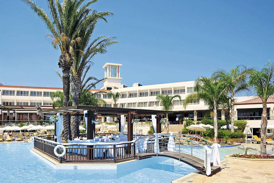 Olympic Lagoon Resort Ayia Napa Going Luxury