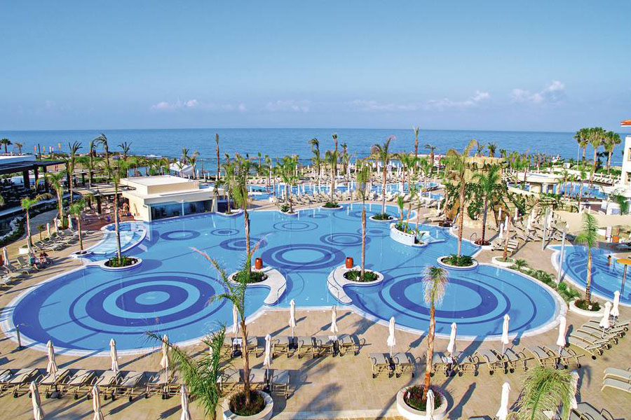 Luxury Hotel: OLYMPIC LAGOON RESORT PAPHOS
