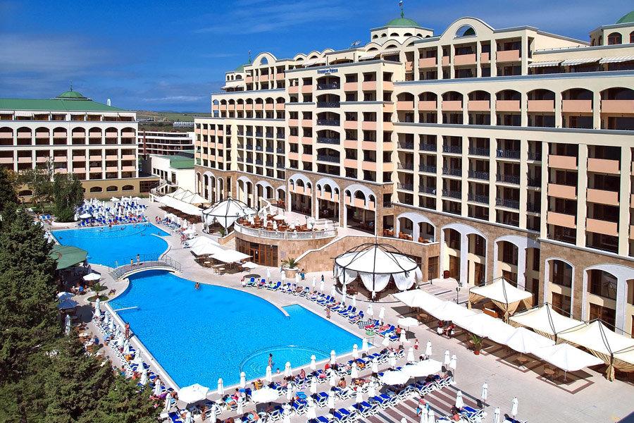Luxury Hotel: SOL NESSEBAR PALACE
