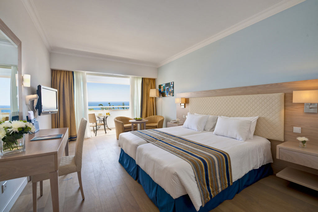 Olympic Lagoon Resort Paphos Luxury Hotels And Holidays