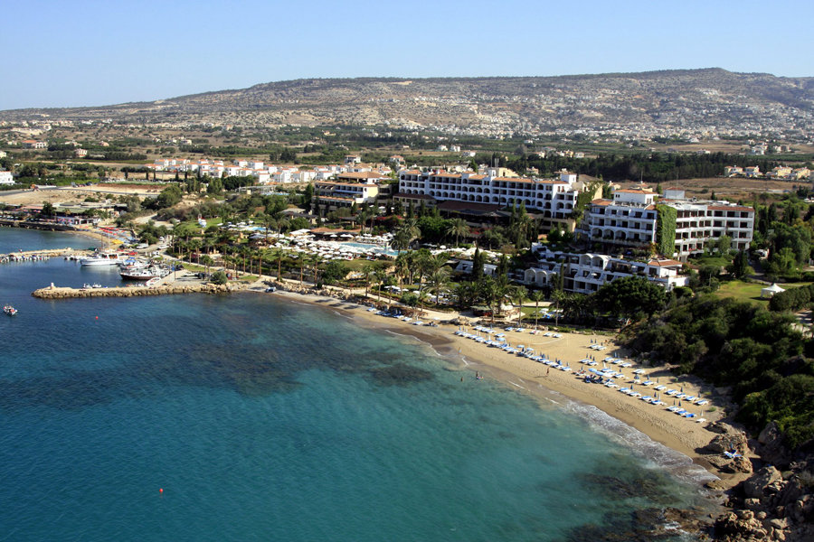 Luxury Hotel: CORAL BEACH HOTEL & RESORT CYPRUS