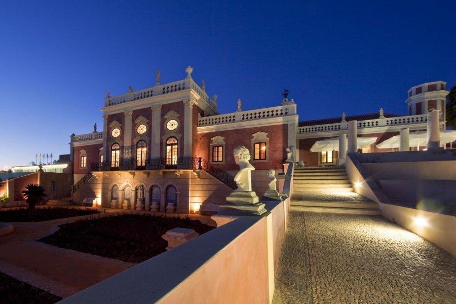 Luxury Hotel: Pousada Palacio De Estoi