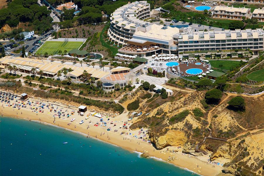 Luxury Hotel: Grande Real Santa Eulalia
