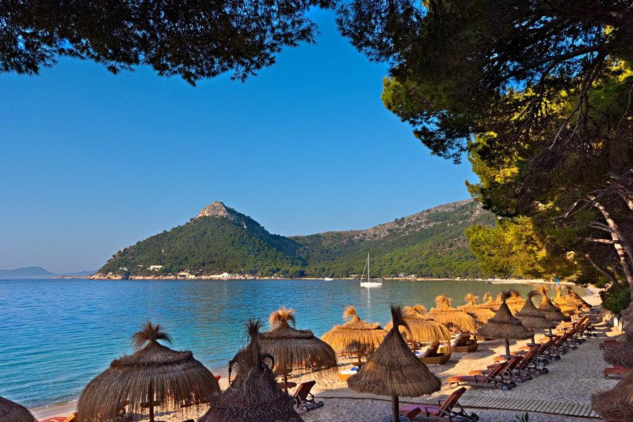 Luxury Hotel: Barcelo Formentor Port De Pollenca