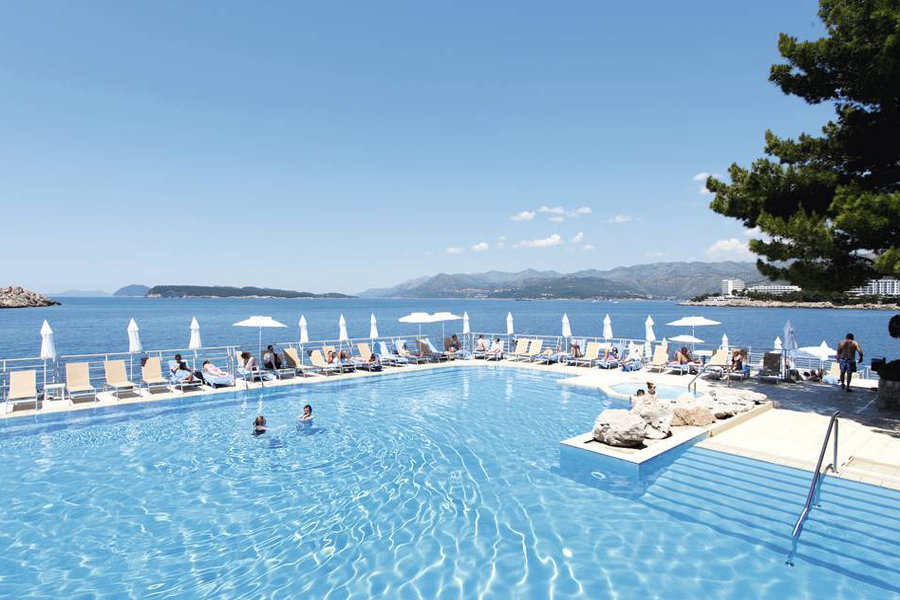 Luxury Hotel: Dubrovnik Palace