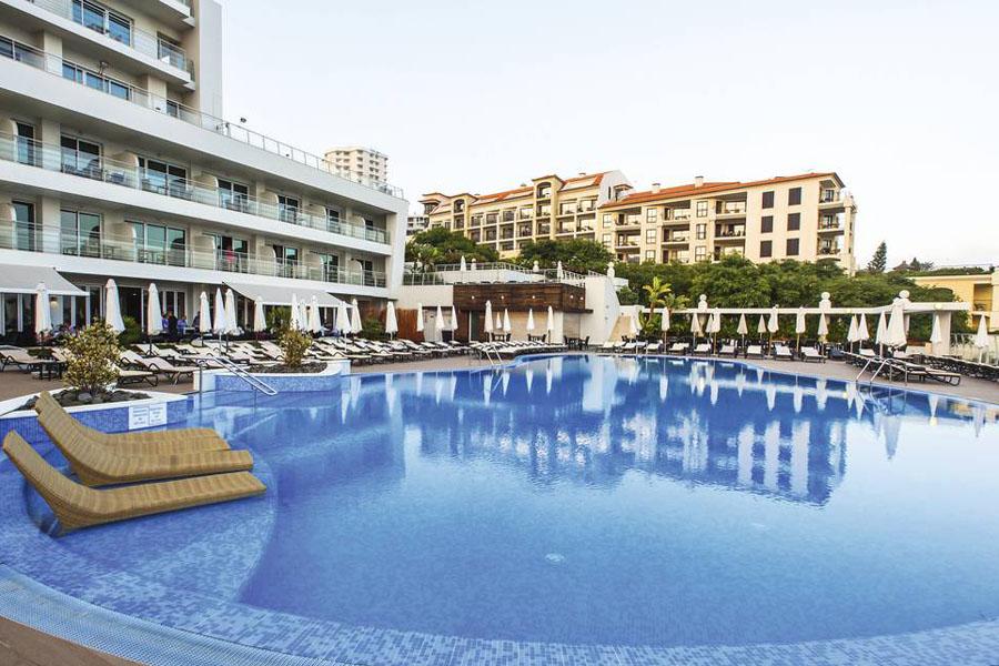 Luxury Hotel: Melia Madeira Mare