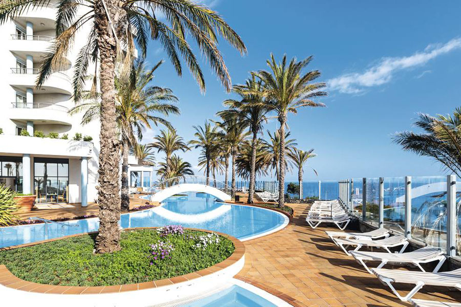 Luxury Hotel: LTI Pestana Grand Ocean Resort Hotel