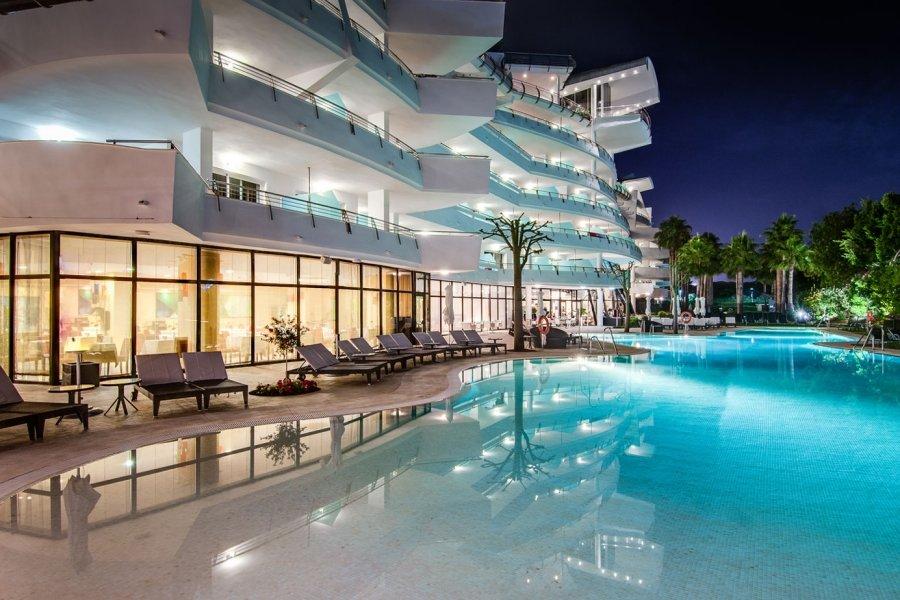 Luxury Hotel: Senator Banus Spa Hotel