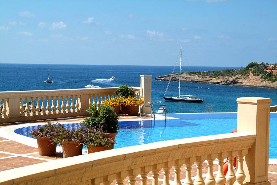 Luxury Hotel: Hotel Port Adriano Marina Golf & Spa