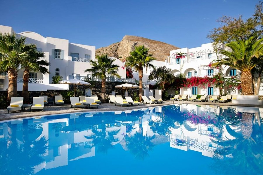 Luxury Hotel: KASTELLI RESORT SANTORINI