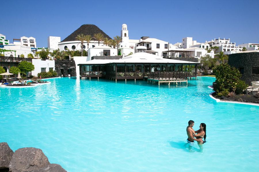 Luxury Hotel: Hotel Volcan