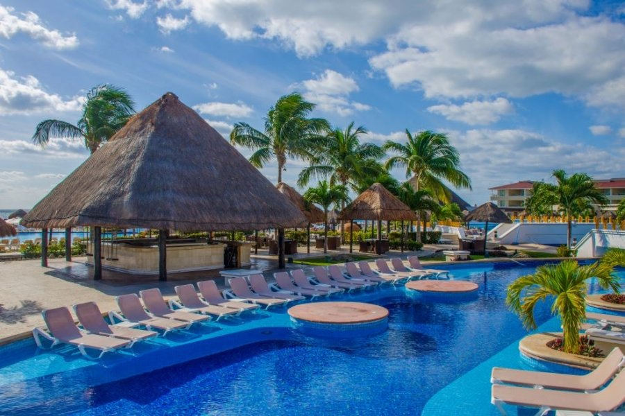 Luxury Hotel: MOON PALACE CANCUN
