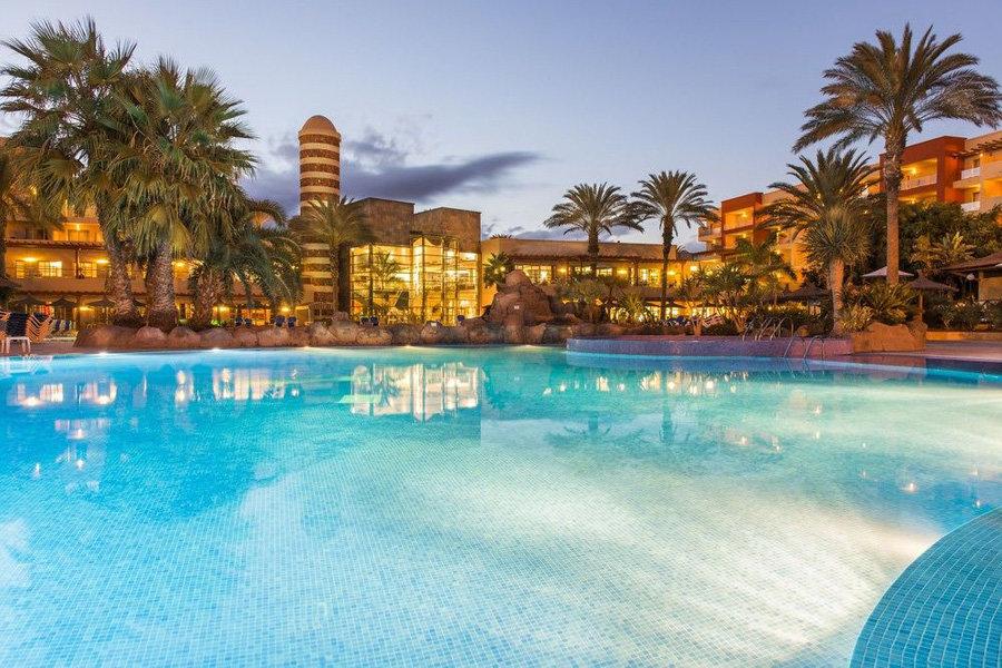 Luxury Hotel: ELBA CARLOTA HOTEL