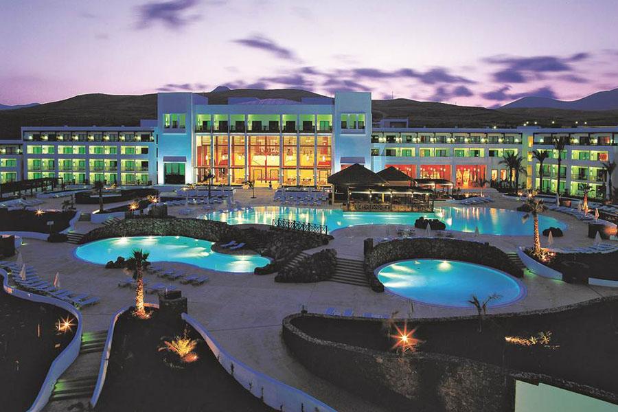 Luxury Hotel: Hesperia Lanzarote Hotel