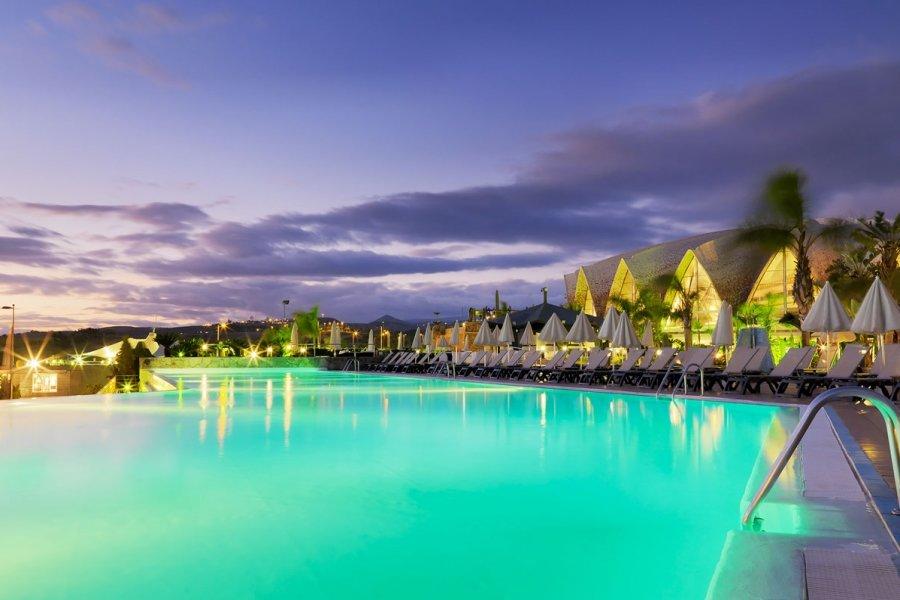 Luxury Hotel: H10 Playa Meloneras Palace