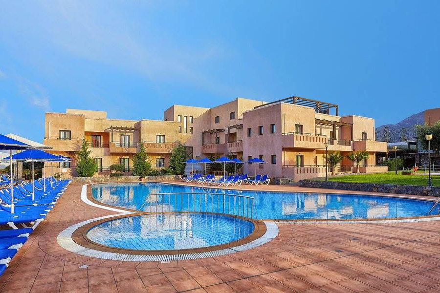 Sissi Beach Hotel And Spa