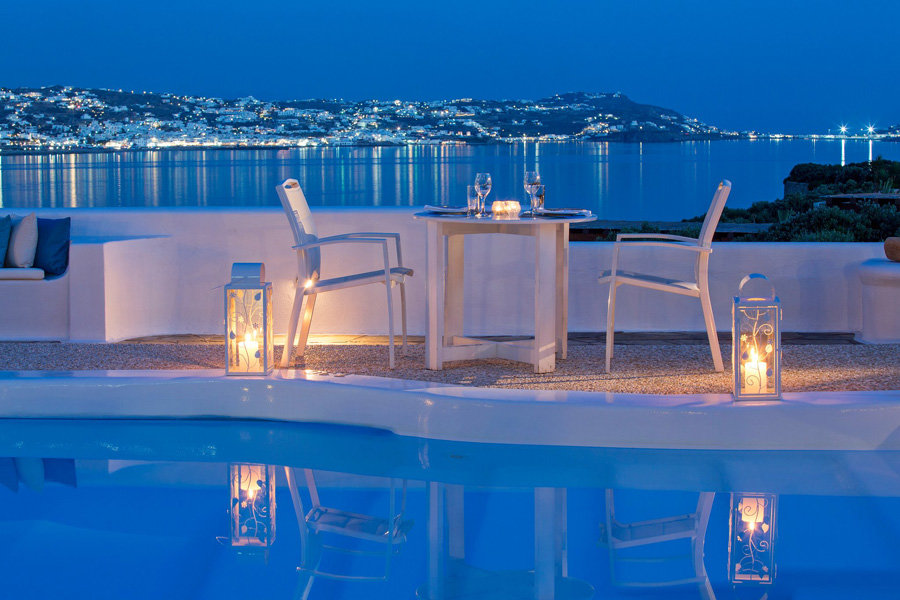 Luxury Hotel: Mykonos Princess Hotel