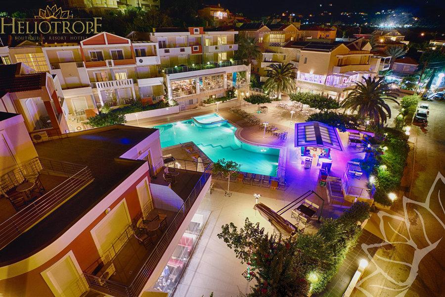 Luxury Hotel: Heliotrope Hotel